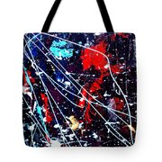Cosmic Journey Tote Bag