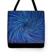 Cosmic Kiss  Tote Bag