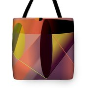Cosmic Lifecircuits Tote Bag