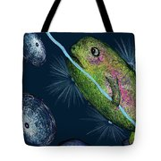 Cosmic Lifeforms Tote Bag