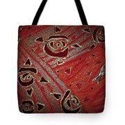 Cosmic Melody Tote Bag