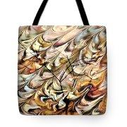 Cosmic Storm Rolling In Tote Bag
