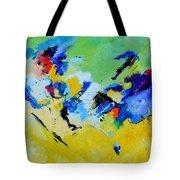 Cosmic Struggle Tote Bag