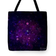 Cosmic Wonders Tote Bag