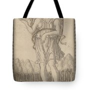 Cosmico (genius Of The World) Tote Bag