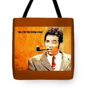 Cosmo Kramer The Real Deal Tote Bag