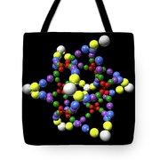 Cosmos Dna Tote Bag
