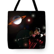 Cosmos Golf Tote Bag