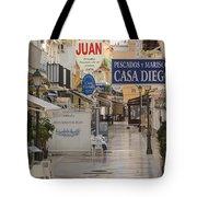 Costa Del Sol   Spain Tote Bag