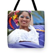 Costa Maya Dancer Tote Bag