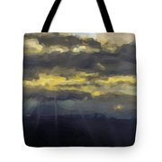 Costa Rica From The Skies Tote Bag