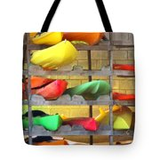 Costa Rica Kayaks Tote Bag