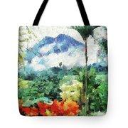 Costa Rica Paradise Tote Bag