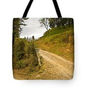 Costa Rica Path Tote Bag