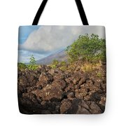 Costa Rica Volcanic Rock II Tote Bag