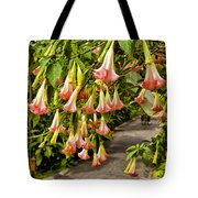 Costa Rica Wedding Bells Tote Bag