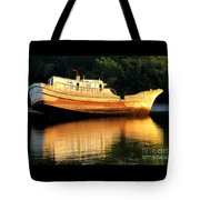 Costa Rica Wreck 4 Tote Bag