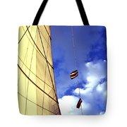 Costa Rican Sailing Tote Bag