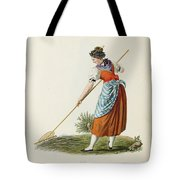 Costumes And Costumes Tote Bag