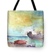 Costa Teguise 01 Tote Bag