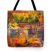 Cote D'azur Reflections Tote Bag
