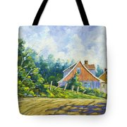 Cote Ste Anne De Beaupre Tote Bag