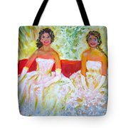 Cotillion Tote Bag by Patricia Taylor
