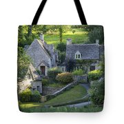 Cotswold Cottages Tote Bag