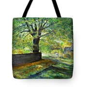 Cotswold Lane  Tote Bag