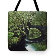 Cotswolds Scene 1 Tote Bag