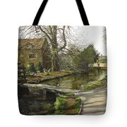 Cotswolds Scene. Tote Bag