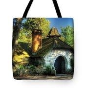 Cottage - The Little Cottage Tote Bag