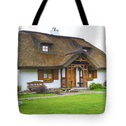 Cottage. Tote Bag