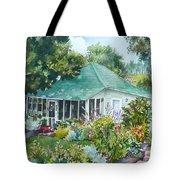 Cottage At Chautauqua Tote Bag
