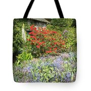 Cottage Garden Tote Bag