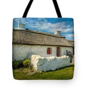 Cottage In Wales Tote Bag