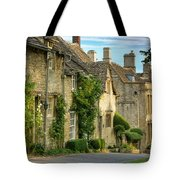 Cottage Row - Burford Tote Bag