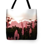 Cotton Candy Sunset 4 Tote Bag