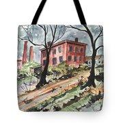 Cotton Mill Tote Bag