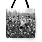 Cotton Planter & Pickers, C1908 Tote Bag
