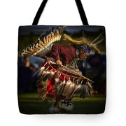 Grass Dancer Tote Bag
