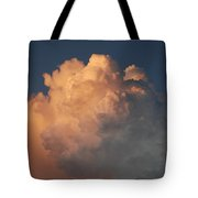 Cottonballs Tote Bag