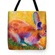 Cottontail II Tote Bag