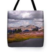 Cottonwood Pass Tote Bag