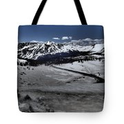Cottonwood Pass Tote Bag