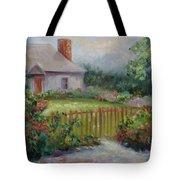 Cottswold Cottage Tote Bag
