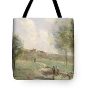 Coubron Ascending Path Tote Bag