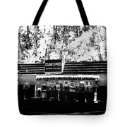 Cougar Express Tote Bag