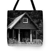 Cougar Rock Gas Station Tote Bag