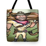 Cougar Trainer Tote Bag